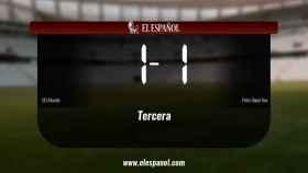 Empate, 1-1, entre el Alcudia y la Peña Deportiva