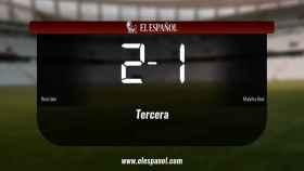 Triunfo del Real Jaén por 2-1 ante el Mancha Real