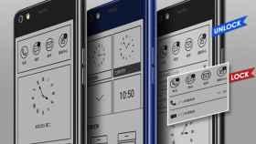 Pantalla de tinta electrónica para tu móvil, la loca funda de Microsoft