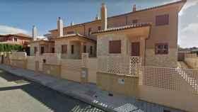 Viviendas en la calle Vasco de Gama de Benavente (Zamora).