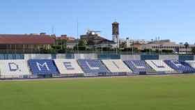 Estadio del Melilla. Foto: udmelilla.es