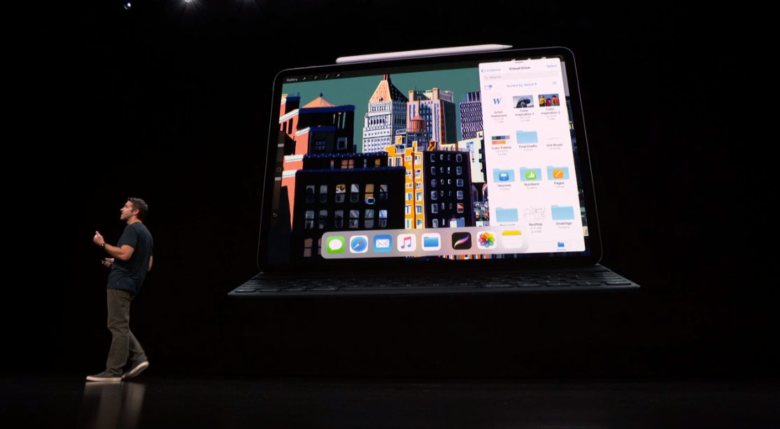 smart keyboard folio ipad pro 2018