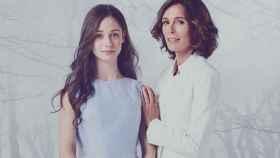 Elena Rivera y Lydia Bosch.