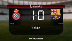 El Espanyol B gana en el Ciutat Esportiva Dani Jarque