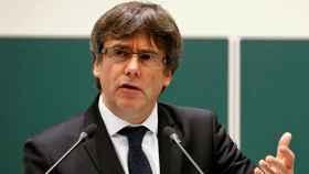 Carles Puigdemont, expresidente de la Generalitat de Cataluña.