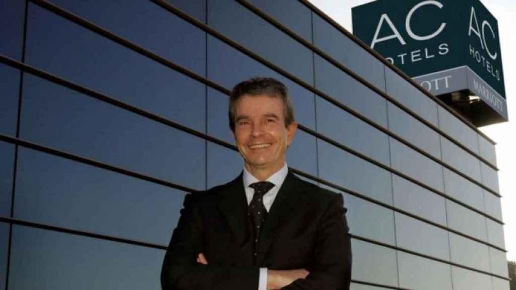 Antonio Catalán, en una imagen de archivo.