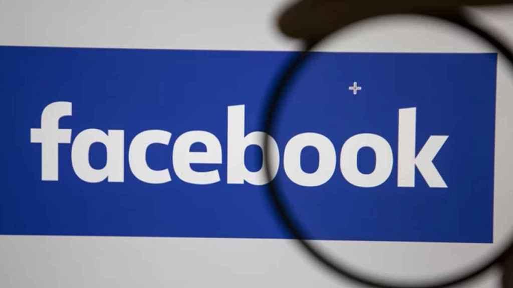 Imagen de archivo del logo de Facebook.
