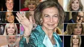 Este viernes la reina emérita cumple 80 años.
