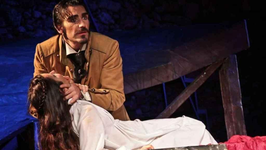 Reresentación del 'Don Juan'