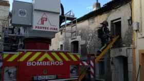 Valladolid-canalejas-penafiel-incendio-fuego
