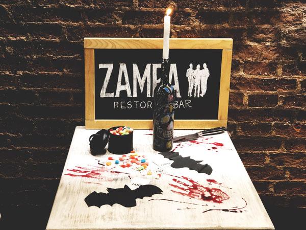 Decoración Hallowen - Zampa