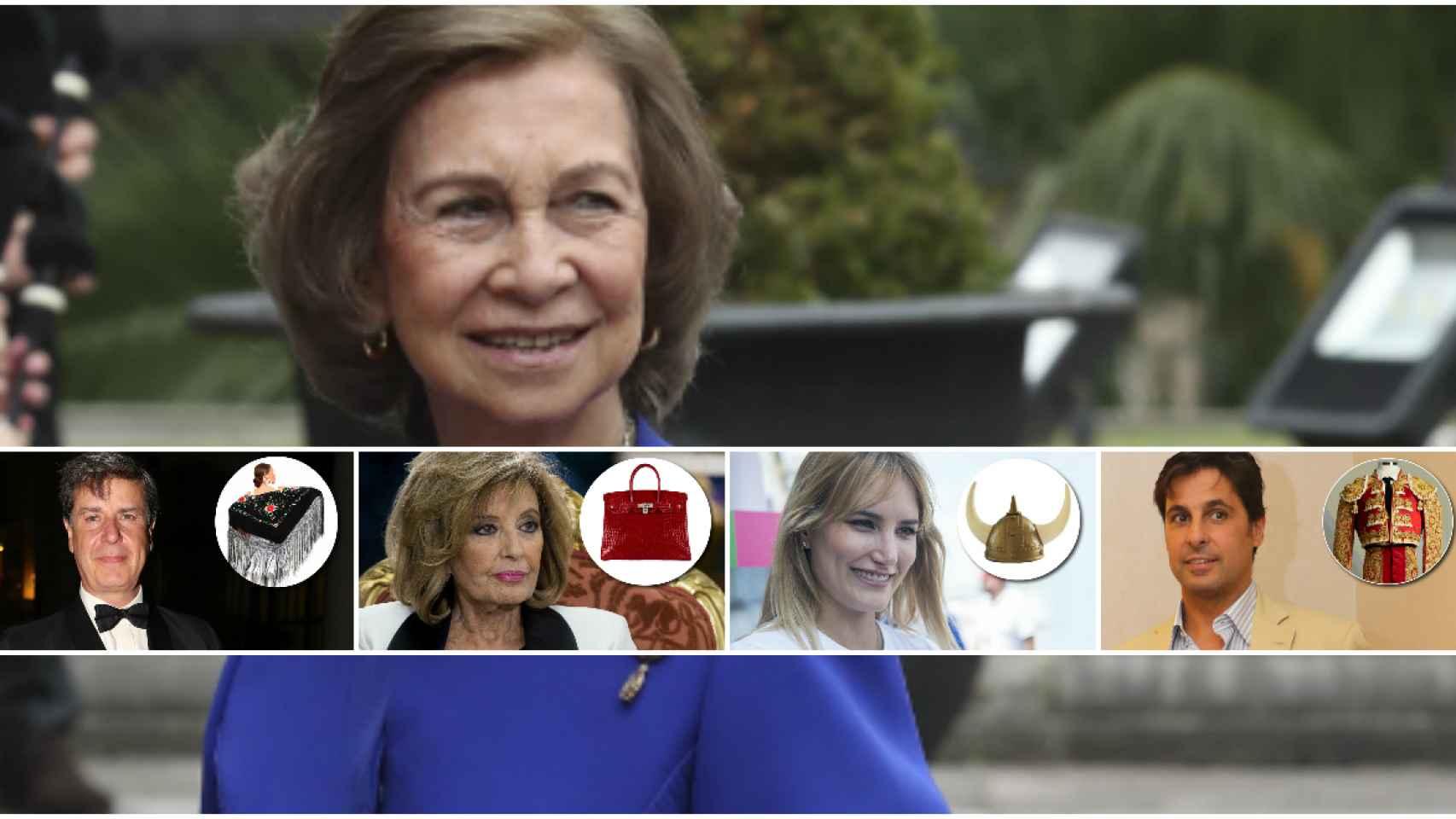 ¿Qué le regalaría a la reina Sofía por su cumpleaños?
