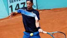 Feliciano López, tenista español.