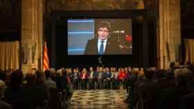 El crowdfunding del Govern paralelo de Puigdemont: 10 euros para inscribirse en su registro