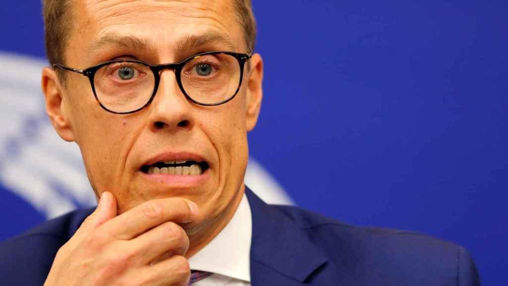 El ex primer ministro finlandés, Alex Stubb, ha hecho una  campaña de primarias a la americana