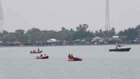 Indonesia cree firmemente haber encontrado el avión accidentado en el mar