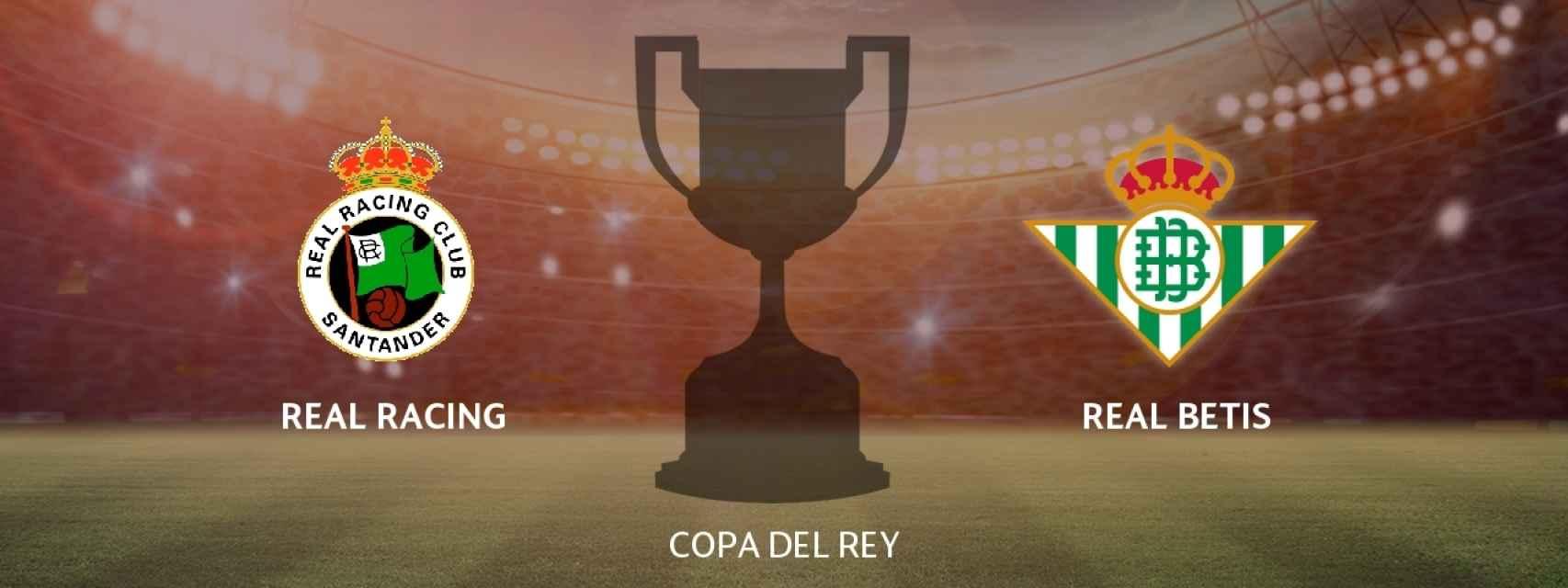 Racing de Santander - Real Betis