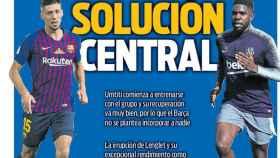 Portada Sport (02/11/2018)