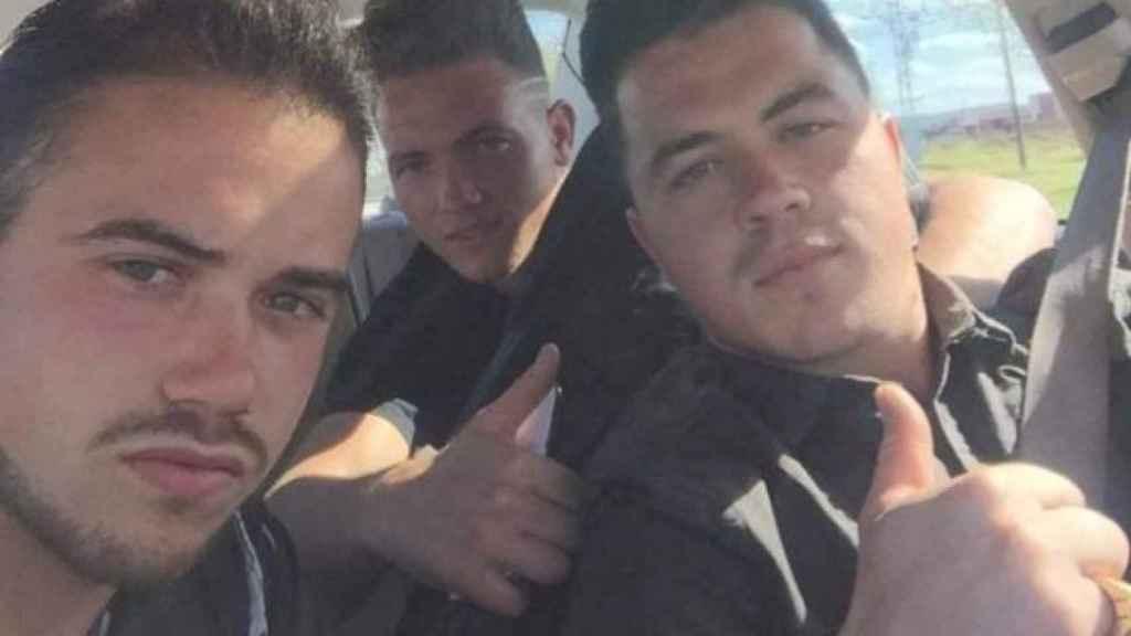 Los tres feriantes que asesinaron a Juanfran.