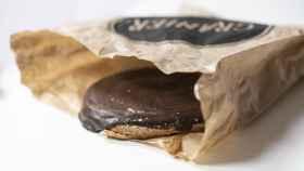 La hipercalórica palmera de chocolate, vinculada al 'comer emocional'.