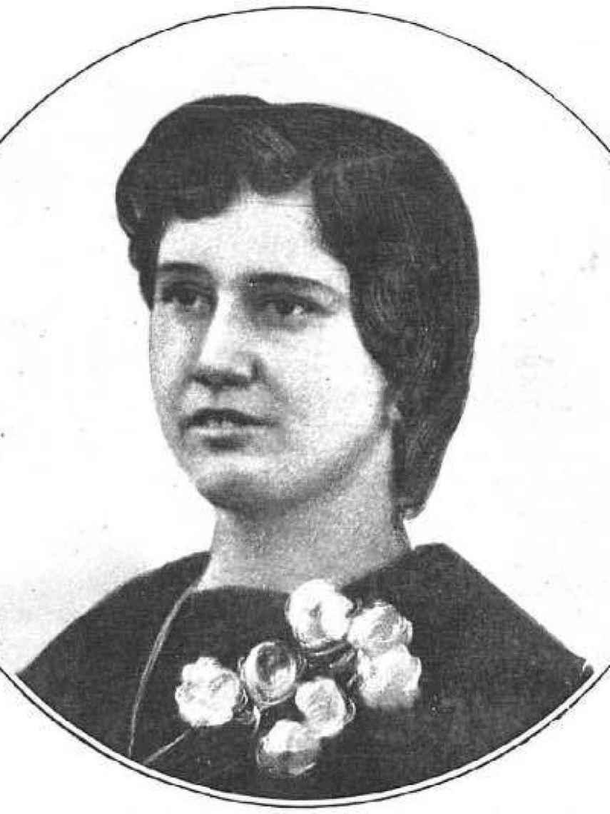 Francisca Cañadas, 'Paca la Coja', siempre estuvo enamorada de su primo, pero su familia arregló su boda con otro hombre.