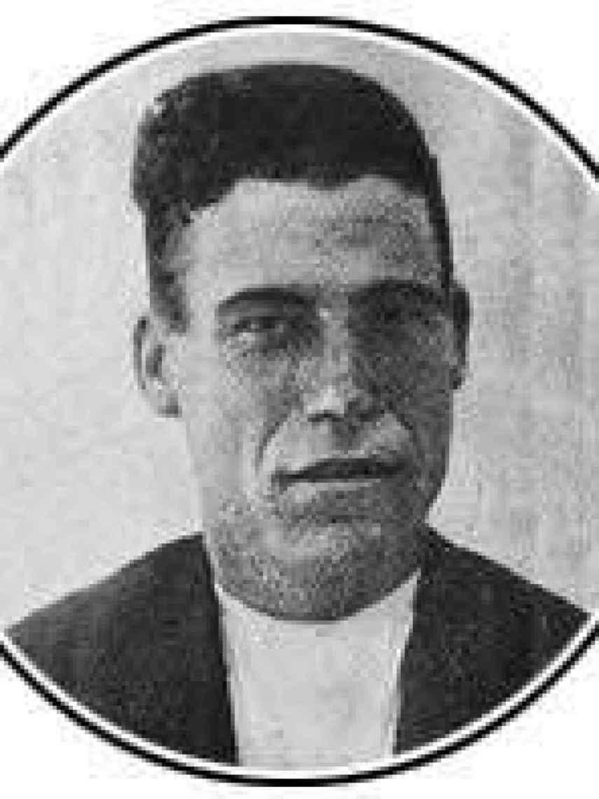 Casimiro Pérez Pino, cuñado de la hermana de Paca, fue plantado por su novia en el altar.