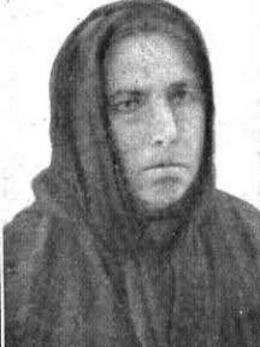 Carmen Cañadas, hermana mayor de Paca, intentó estrangularla cuando la interceptó en su fuga. Sólo la soltó cuando la creyó muerta.
