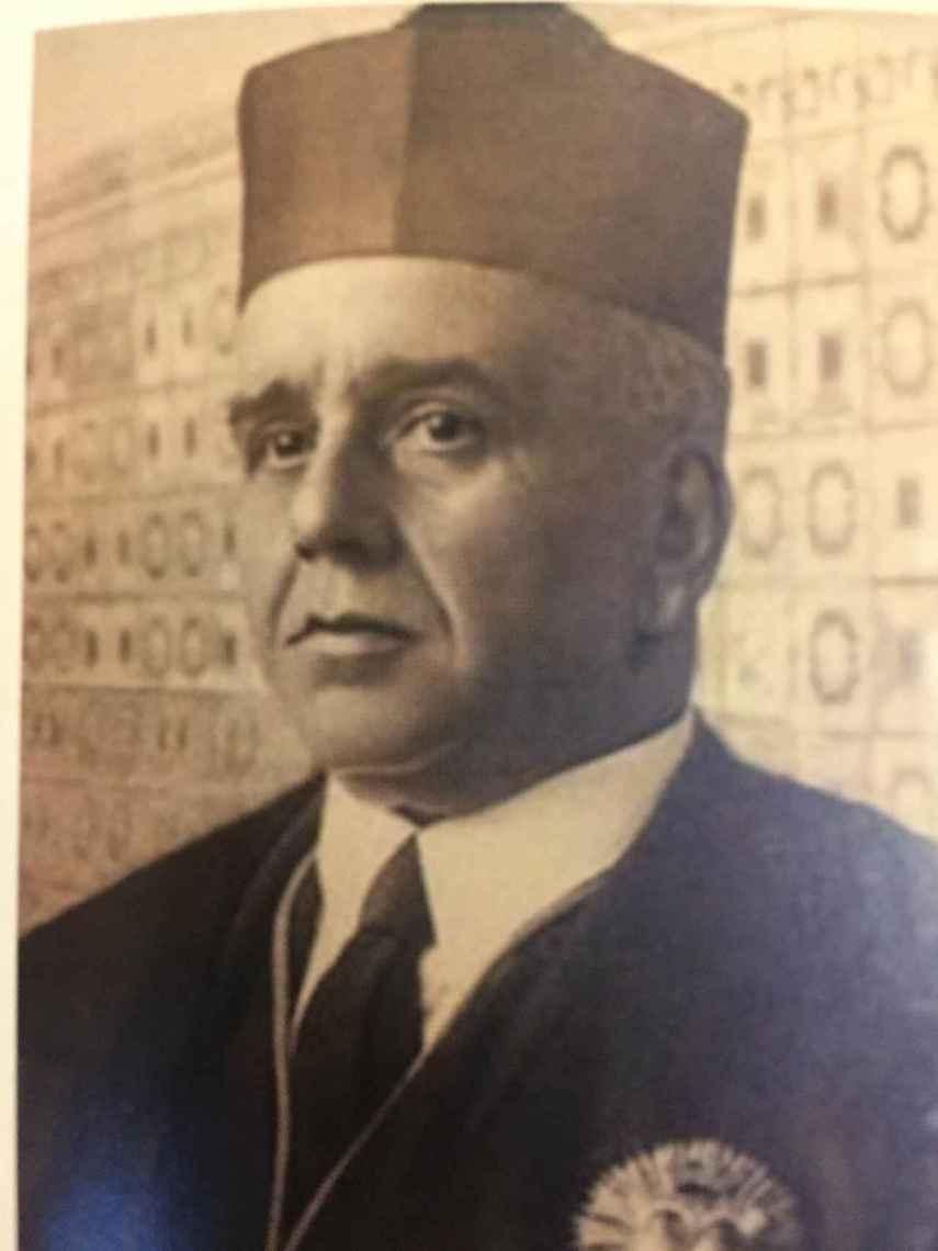 El juez Gregorio Azaña, hermano del político Manuel Azaña, fue ponente de la sentencia