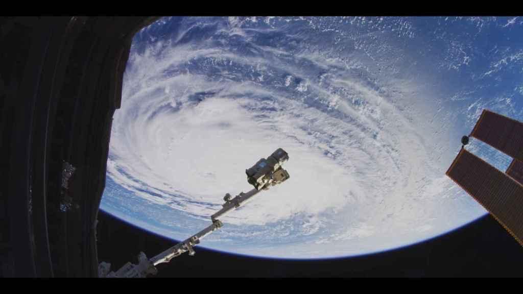 Video en 8K en el espacio
