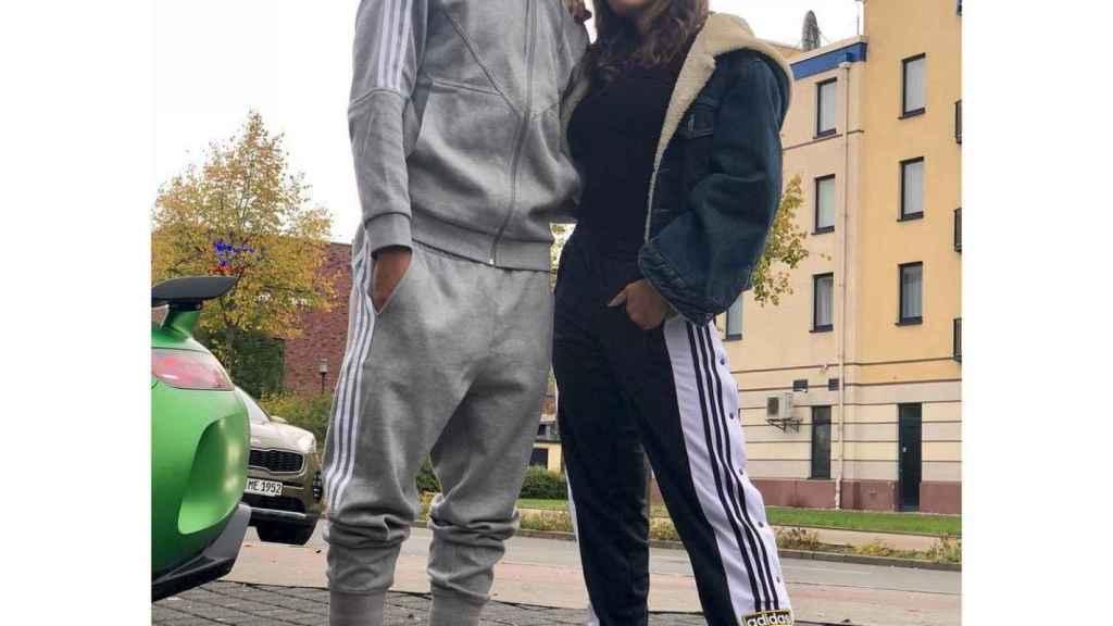 Hiba Abouk y Achraf Hakimi ya no se esconden.