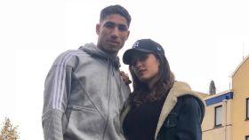 Achraf e Hiba Abouk