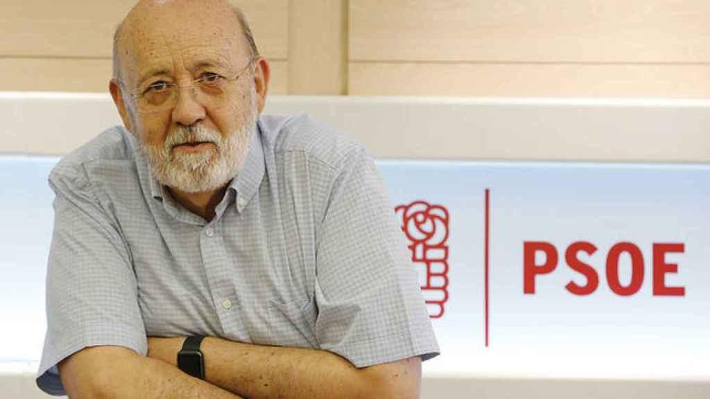 José Felix Tezanos, responsable del CIS y militante socialista.