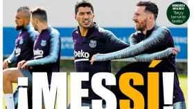 Portada de Mundo Deportivo (05/11/2018)