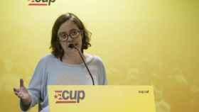 Eulàlia Reguant, concejal de la CUP