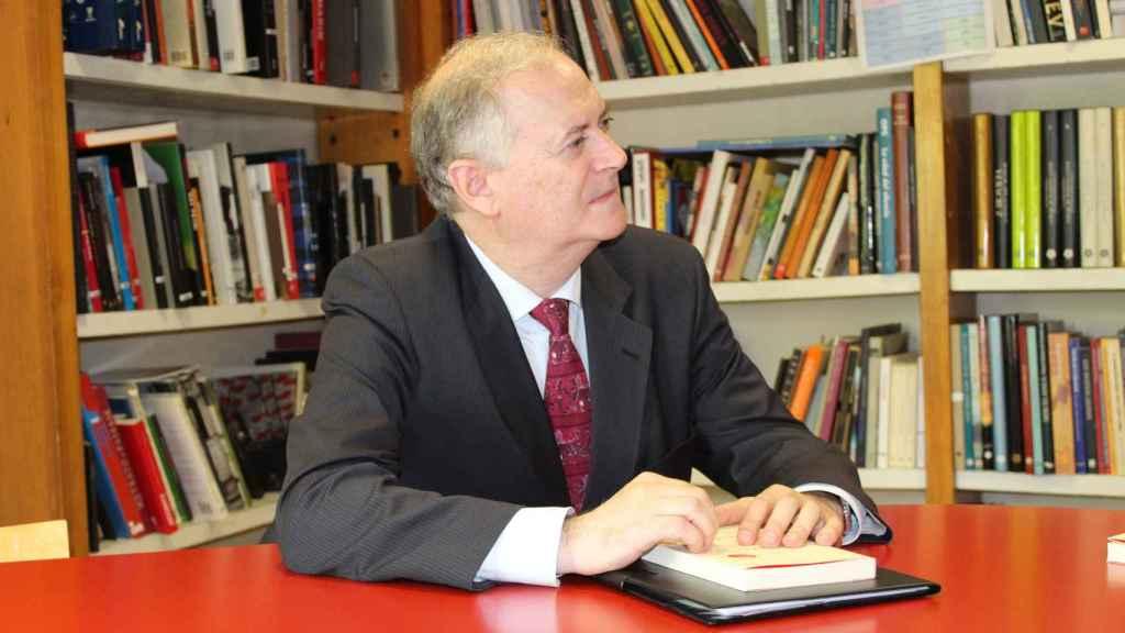 Enrique Moradiellos, Premio Nacional de Historia 2017.