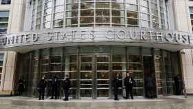 Tribunal en Brooklyn, Nueva York, donde se juzga al 'Chapo' Guzmán.