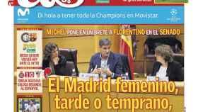 Portada del diario AS (06/11/2018)
