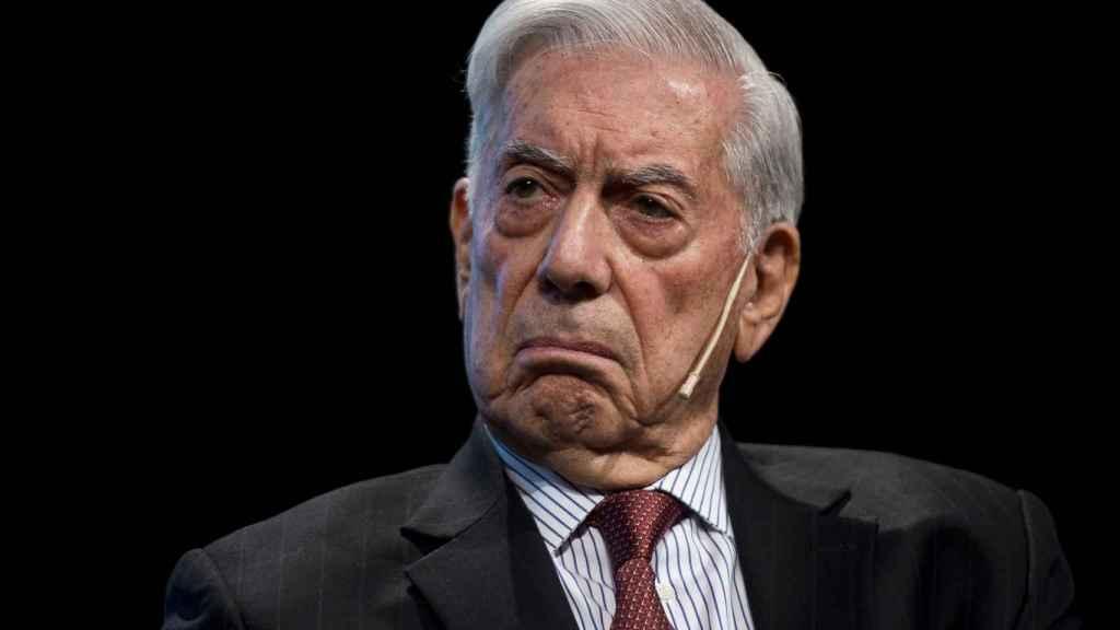 Mario Vargas Llosa en una imagen de archivo.