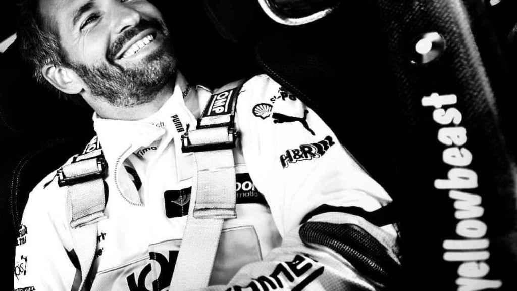 Timo Glock, piloto de Fórmula 1. Foto: Instagram (@realglocktimo)