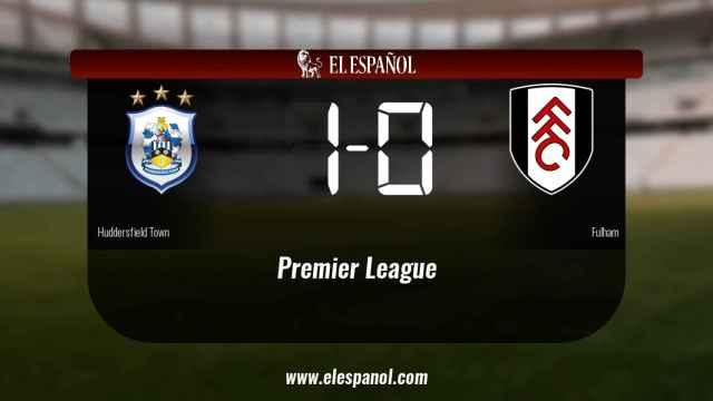 El Huddersfield Town se lleva la victoria en su casa frente al Fulham