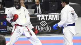 Babacar Seck contra Yousef Mohammad