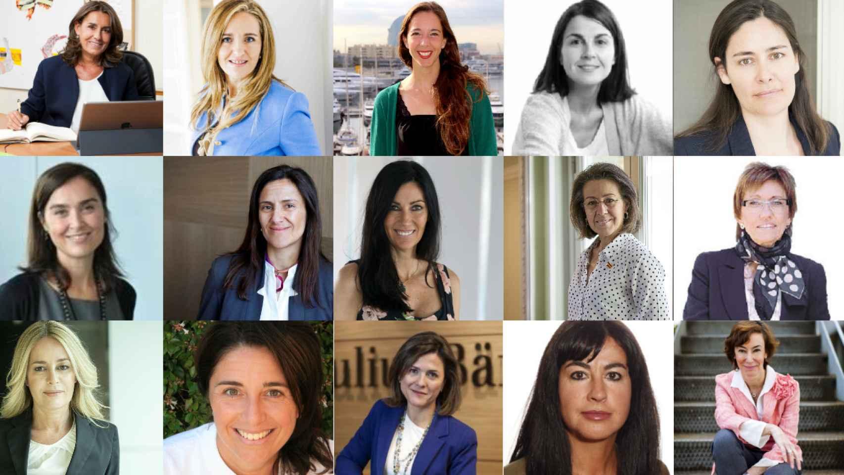 40 mujeres para resolver la desigualdad en los consejos del Ibex