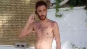 Joaquín Torrejón Moreno, alias 'Caramelito'. La Policía Nacional lo detuvo este lunes en Sevilla tras agredir con un bate de béisbol a su pareja y al hijo de ésta, de dos años.