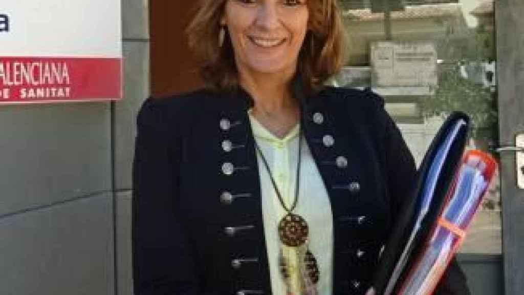 Cristina Sánchez, descubridora de los efectos adversos del Nolotil.