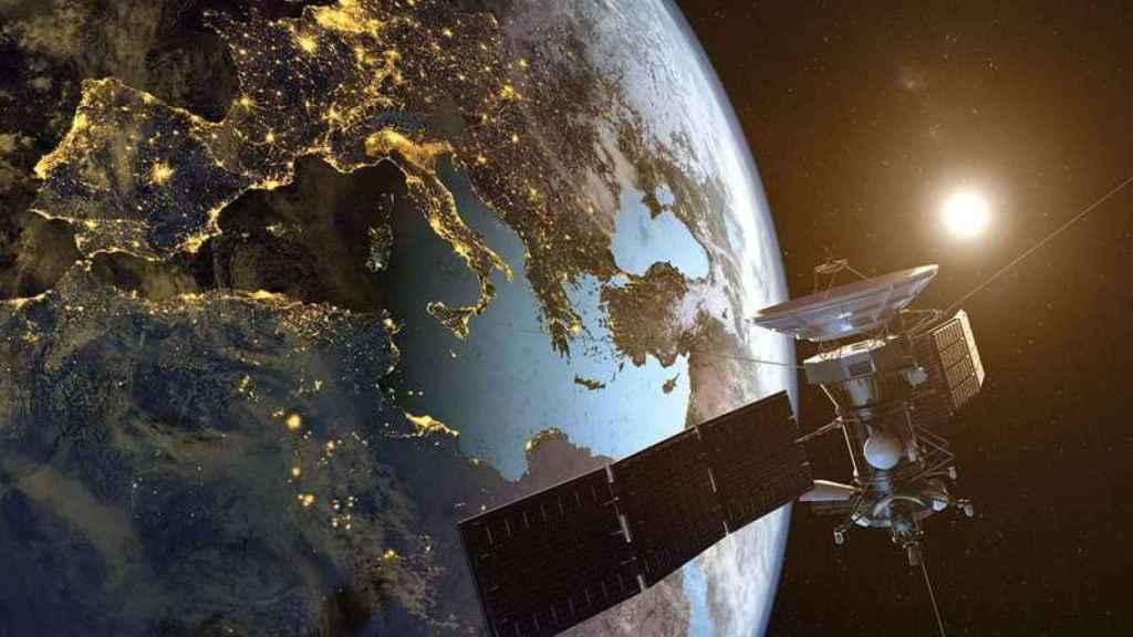 Satélite de Starlink