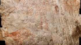 La pintura figurativa más antigua del mundo, de hace más de 40.000 años, hallada en Borneo.