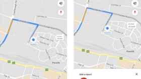 Google Maps añade lo mejor de Waze, el envío de incidencias
