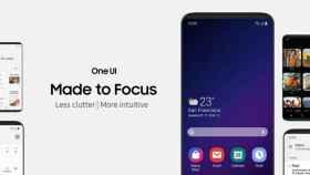 La nueva interfaz de Samsung, One UI, más sencilla y estilizada