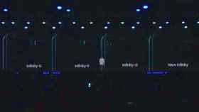 Samsung enseña su tres nuevos notch diferentes y puede que flipes