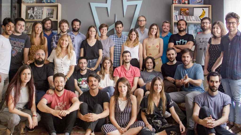Los fundadores de Tuenti Félix Ruiz y Zaryn Dentzel  entran en el capital de la startup musical Wegow